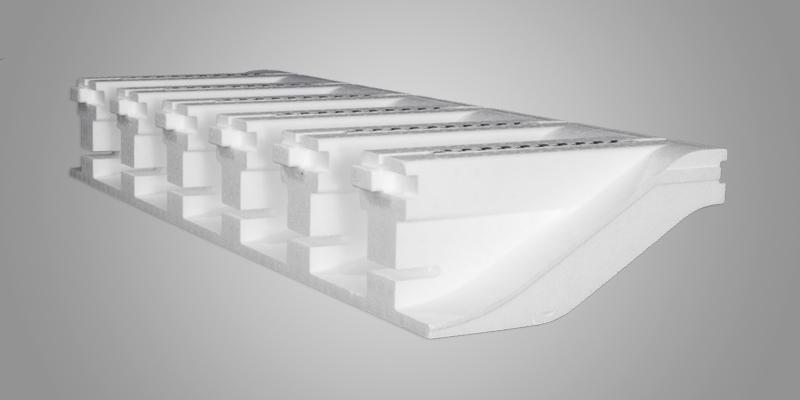 Fox blocks compact brickledge panel