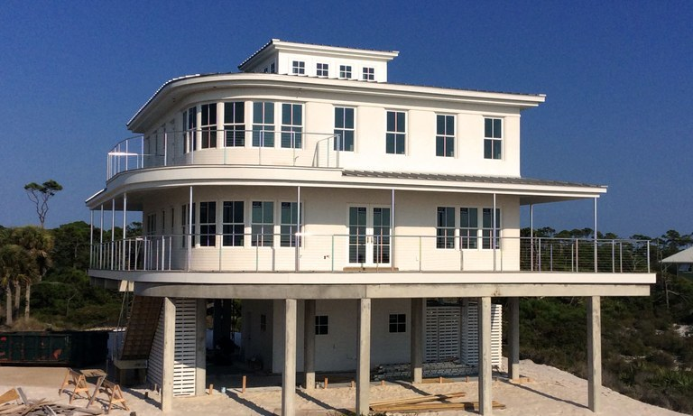 Houses That Can Withstand Hurricanes Hurricane Resistant Homes Fox Blocks