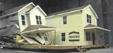 Staying Safe: Fortified Construction Protects Your Home & Family