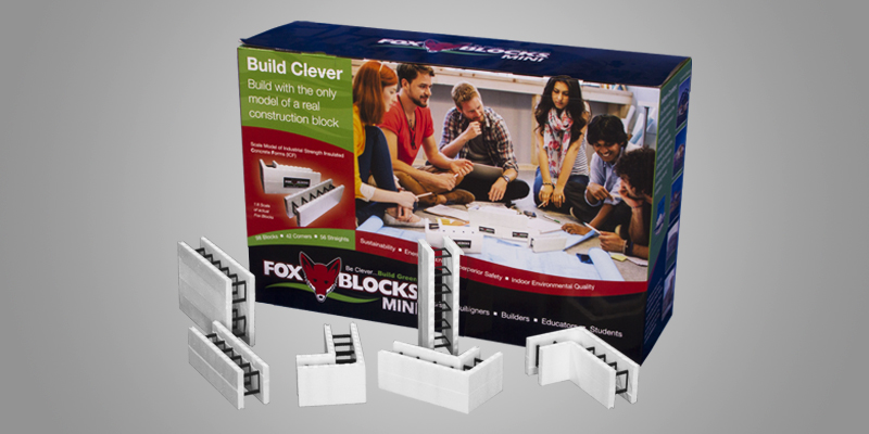 Fox Blocks Mini Blocks