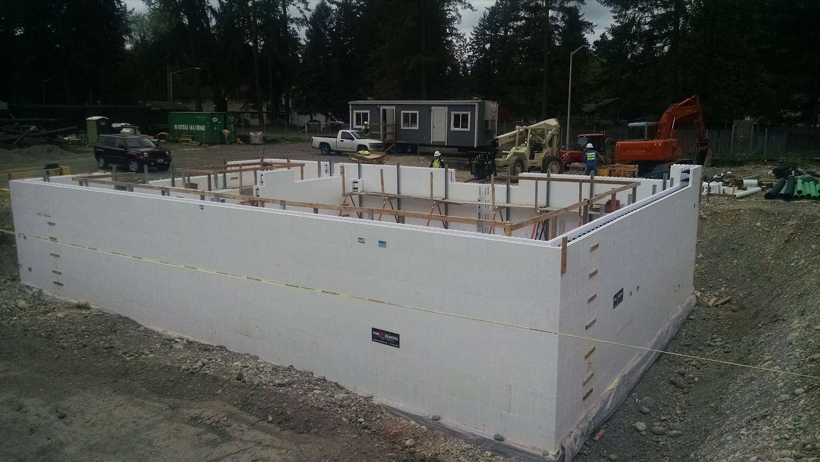 Solid Design with ICF Blocks 3