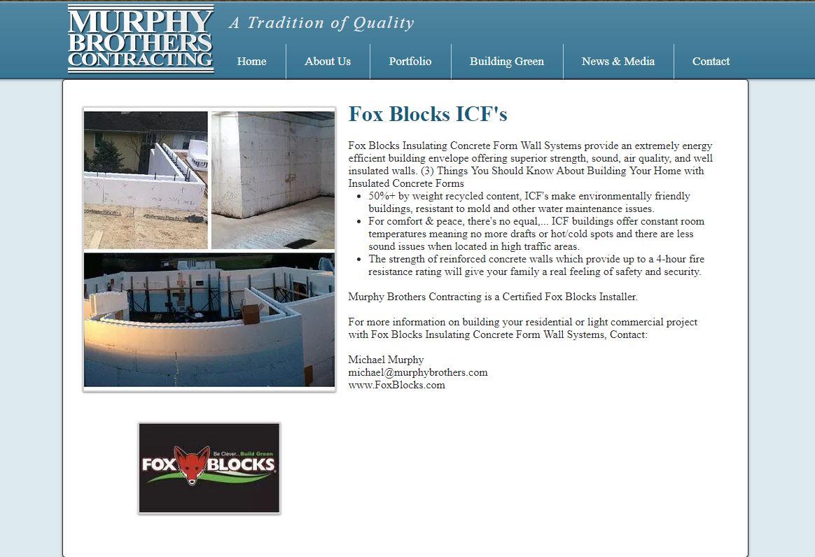 ICF Builders 16