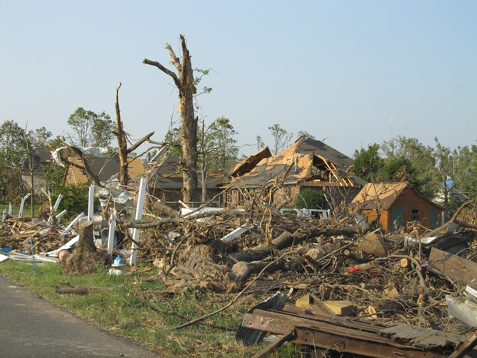 ICF Construction Tornado 1