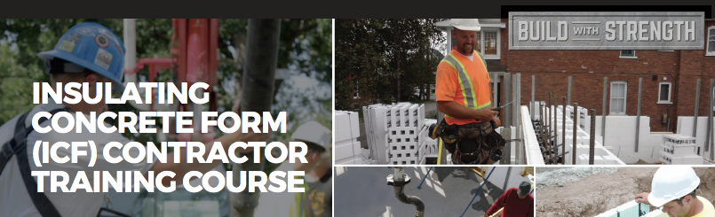 NRMCA Hosts Upcoming ICF Contractor Training Seminars