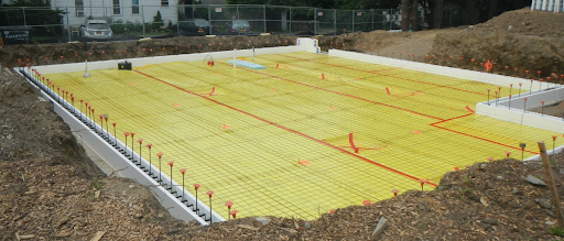 Insulated Concrete Form Foundations 2