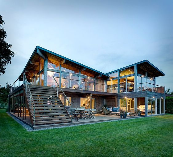 8 Impressive Modern Homes Built with ICF