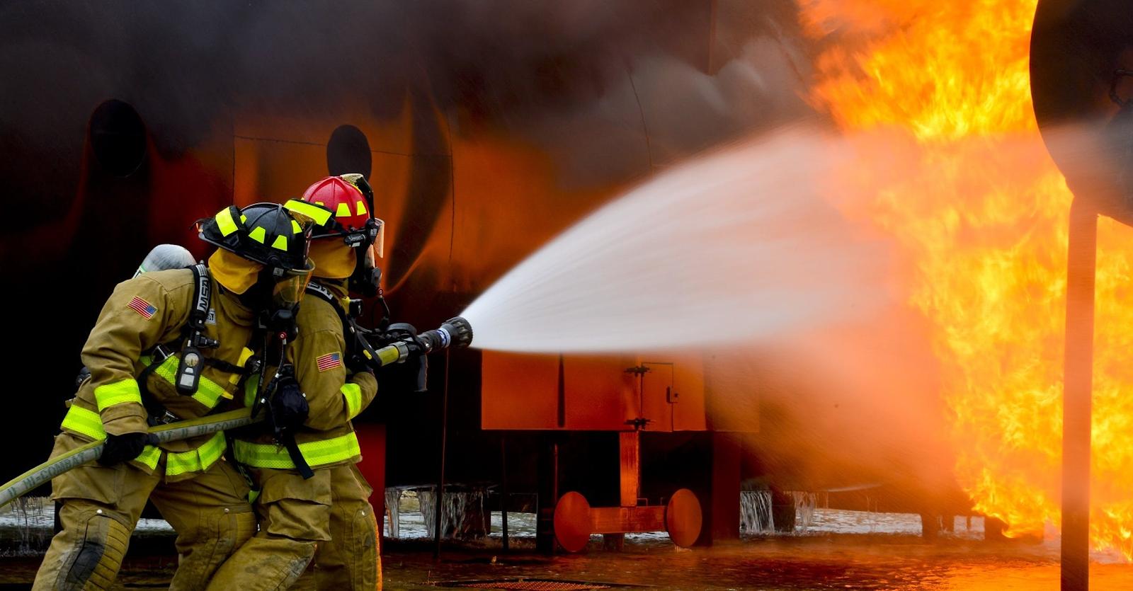 Fire-Resistant Building 1