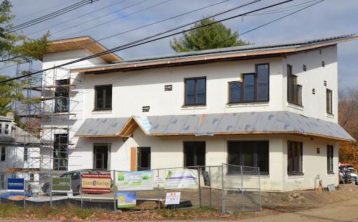 Fire-Resistant Building 2