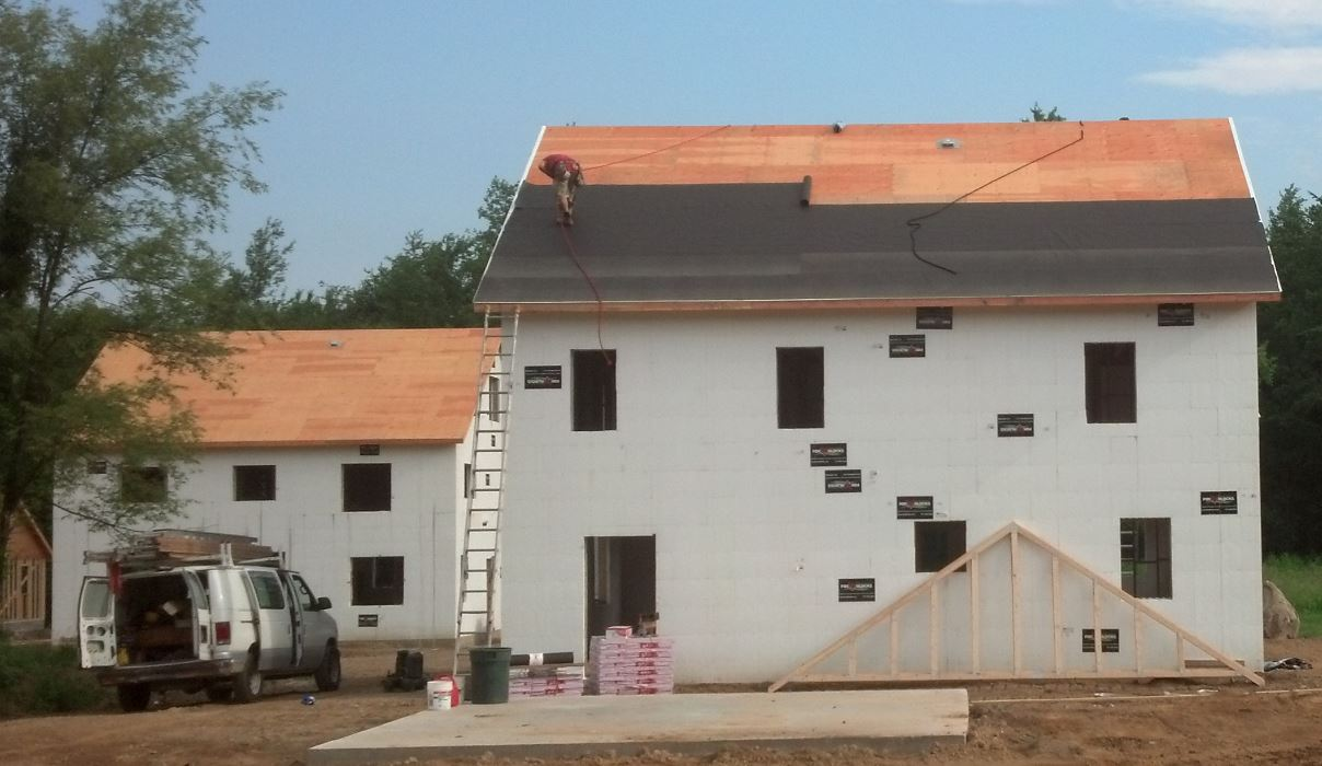 Building Fire Resistant Icf Homes With Fox Blocks