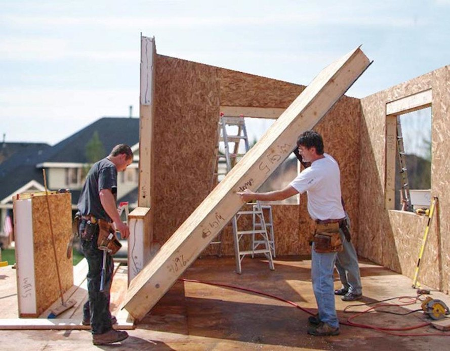 Structural Insulated Panels (SIPs) Vs. Insulated Concrete Forms (ICFs) 1