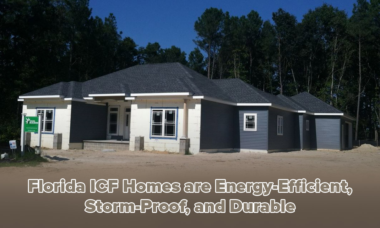 Florida ICF Homes are Energy-Efficient, Storm-Proof, and Durable