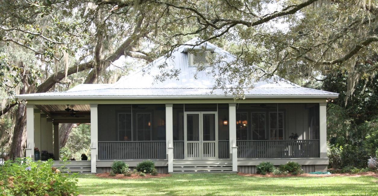 icf cottage