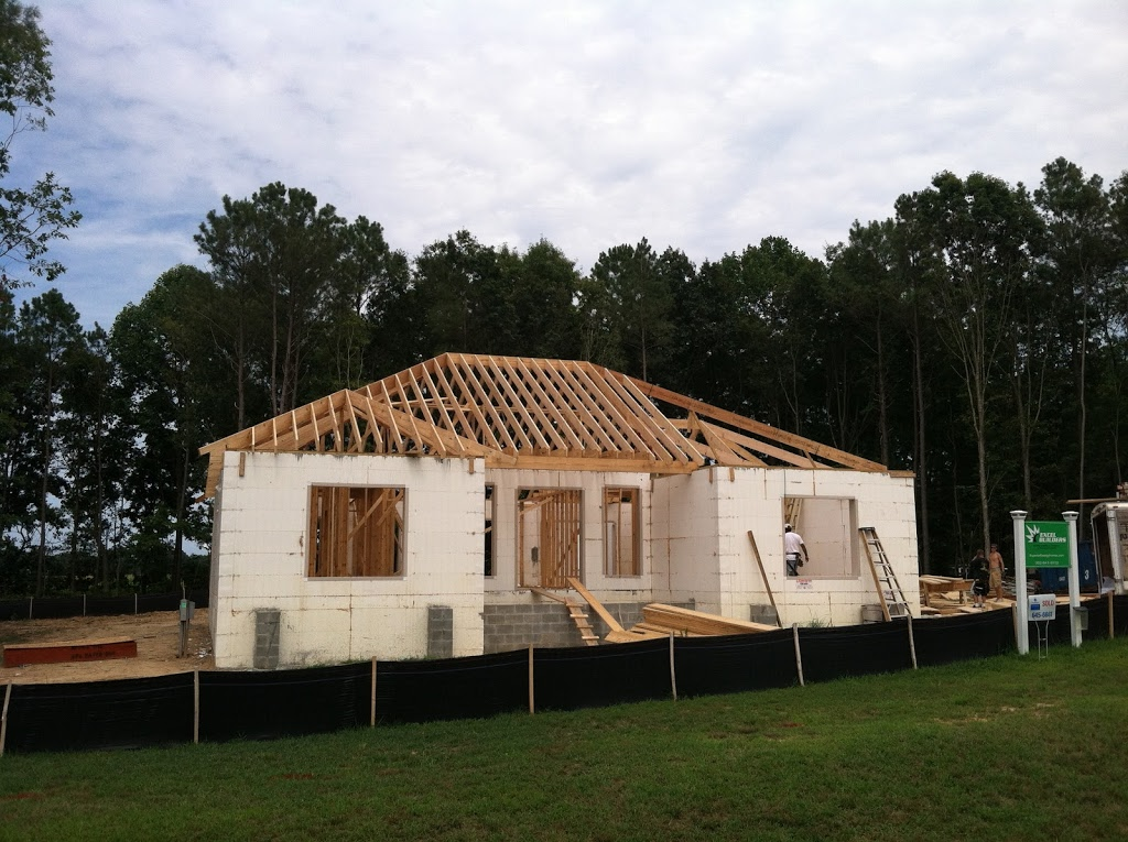 Rebuild with ICF 2
